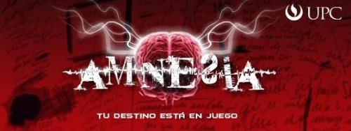 Logo de Amnesia
