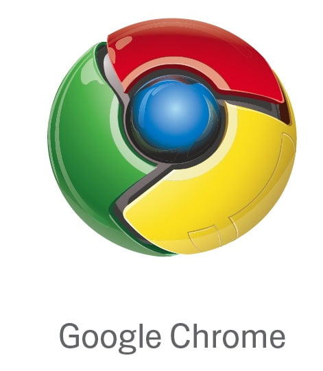 Logo de Google Crhome