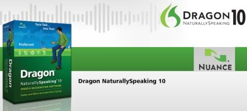 Dragon Naturally Speaking versión 10