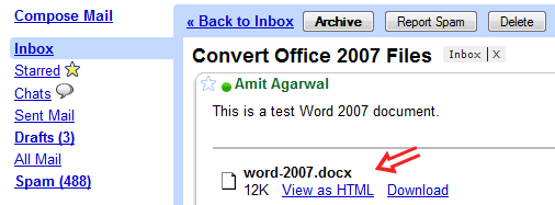 gmailoffice2007