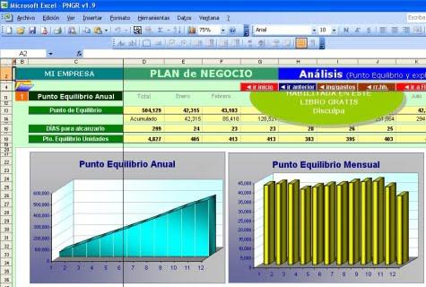 Como funciona tu plan negocio en excel for Plan de negocios ejemplo pdf