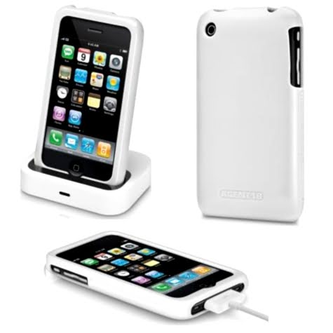 Carcasa ecológica para Iphone 3G disponible en Apple Store