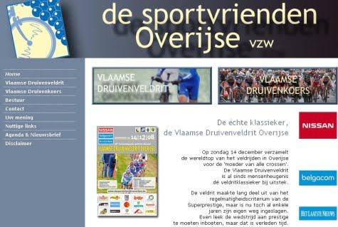 Un ejemplo de sitio Web creado con EveryOneWeb