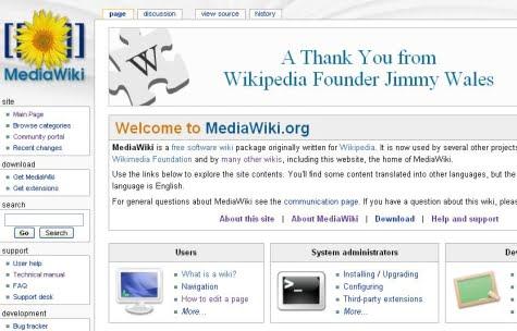 Proyecto MediaWiki