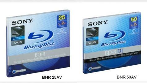Sistemas de grabación BNR de Sony