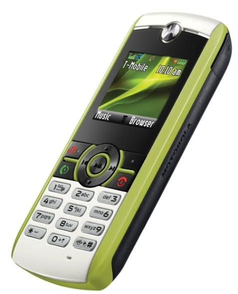 Imagen del Motorola W233