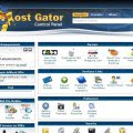 Panel de control de HostGator