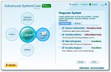 Advanced System Care