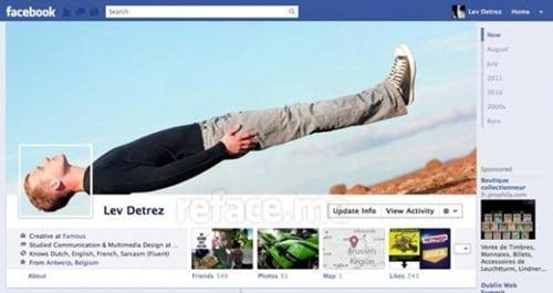 Ejemplo de portada para Facebook