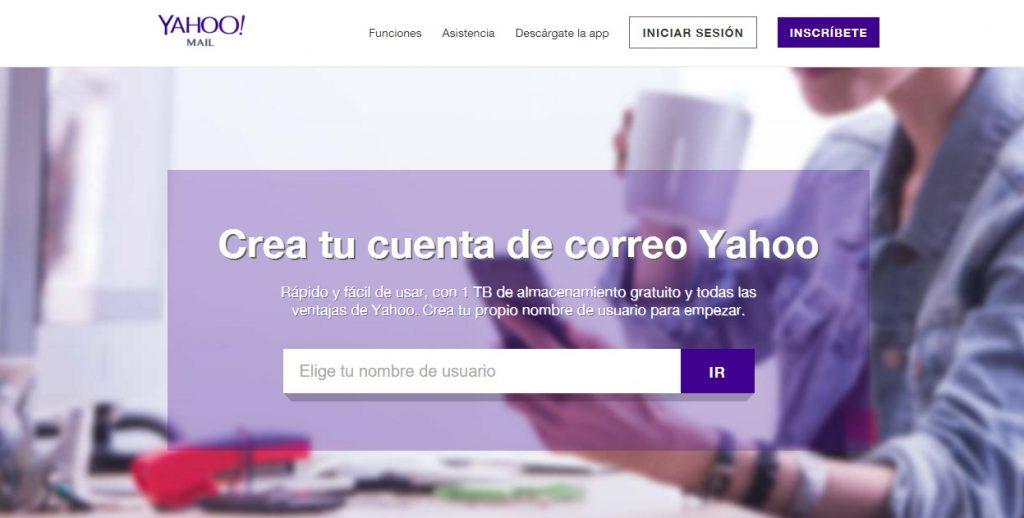 Correo Yahoo!
