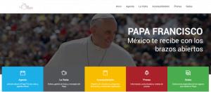 Visita de Papa Francisco a México