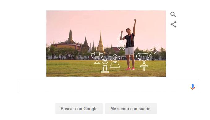 Día de la Mujer por Google