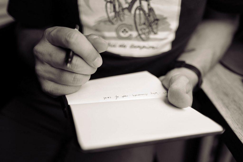 Escribir un ensayo