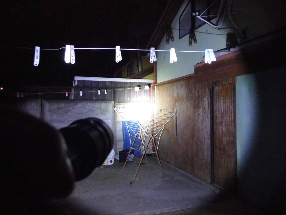 Linterna Ultrafire 1000 lumenes