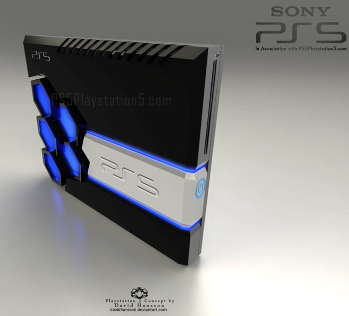 PlayStation 5, concepto