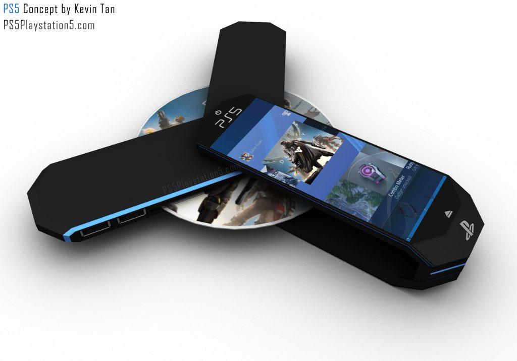 PS5: concepto