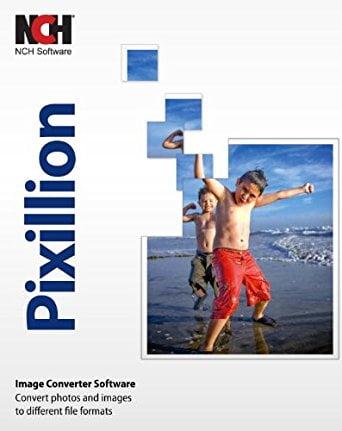 pixillion editor