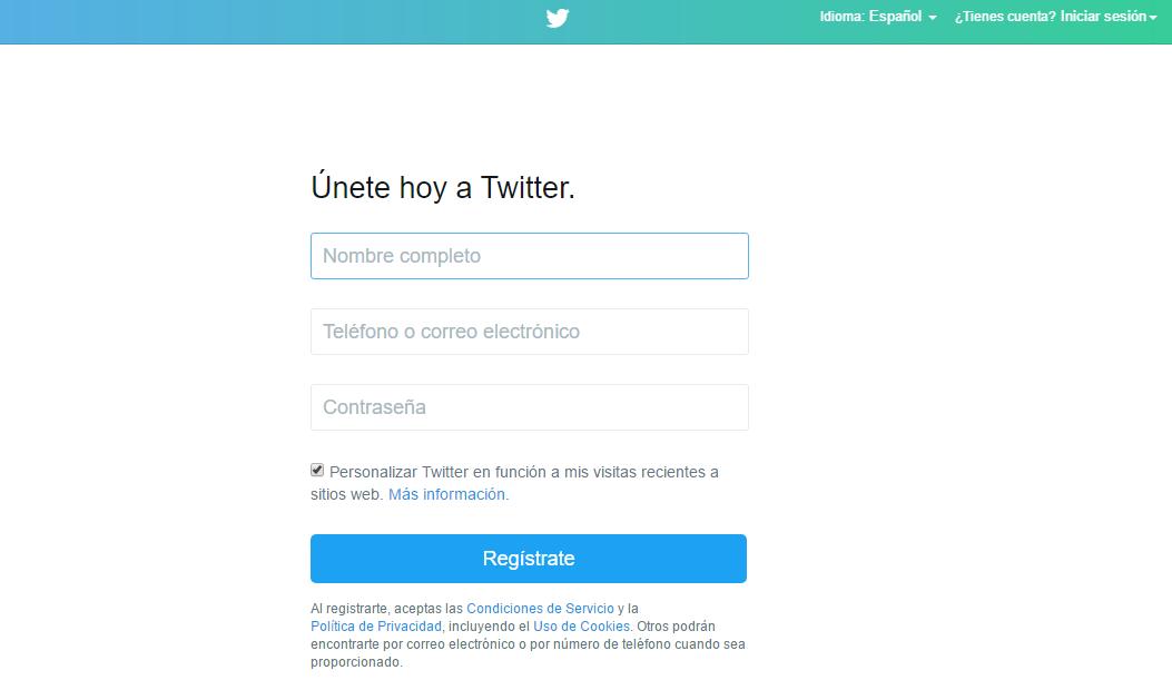twitter-registro