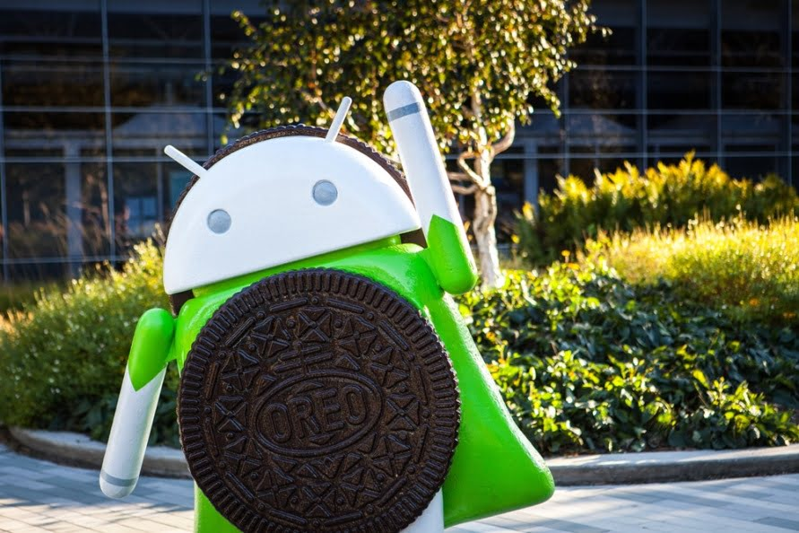 Oreo Android update