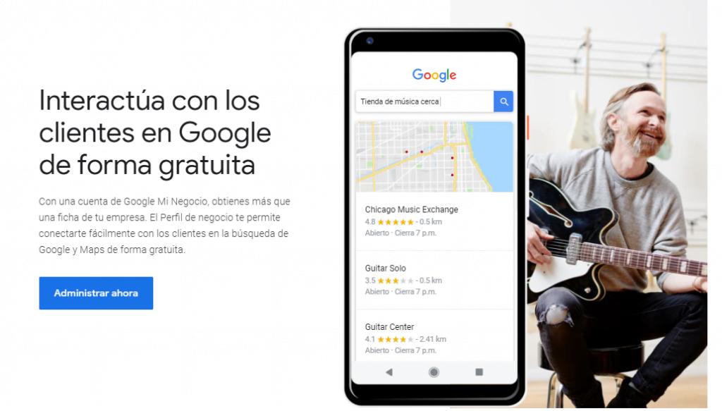 Google Negocios
