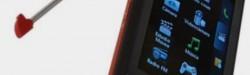 Teléfono móvil LG KP570 equipo full touchscreen