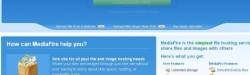 Mediafire, un exelente sitio para guardar y compartir archivos