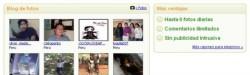 Crea un Blog de fotos o Fotoblog gratis con Flodeo