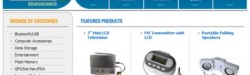 Características de OsCommerce software de comercio electrónico