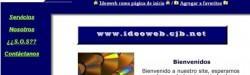 Galeón de Hispavista, crea tu página Web gratis
