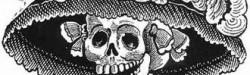 Calaveras Literarias, un sitio con ejemplos de calaveras de día de muertos
