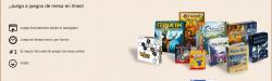 Juegos de mesa online en Board Game Arena