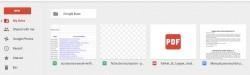 Google Drive, servicio de almacenamiento gratuito de Google.