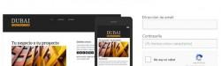 Jimdo, servicio gratis para crear sitios Web
