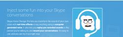 Skype Voice Changer, haz más divertidas tus conversaciones en Skype
