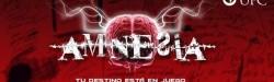 Amnesia: un juego educativo de la Universidad Peruana de Ciencias Aplicadas