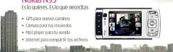 El nuevo Nokia N95 de tercera generación (3G).